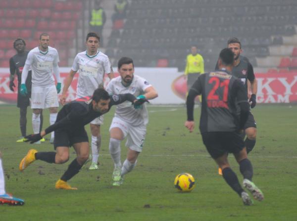 Gaziantepspor:1 - 2:Bursaspor 30