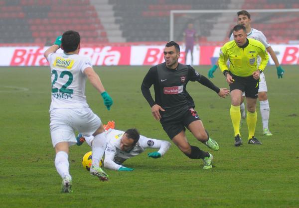 Gaziantepspor:1 - 2:Bursaspor 33