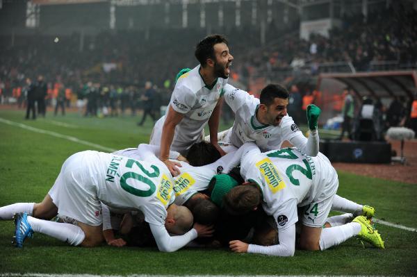 Gaziantepspor:1 - 2:Bursaspor 7