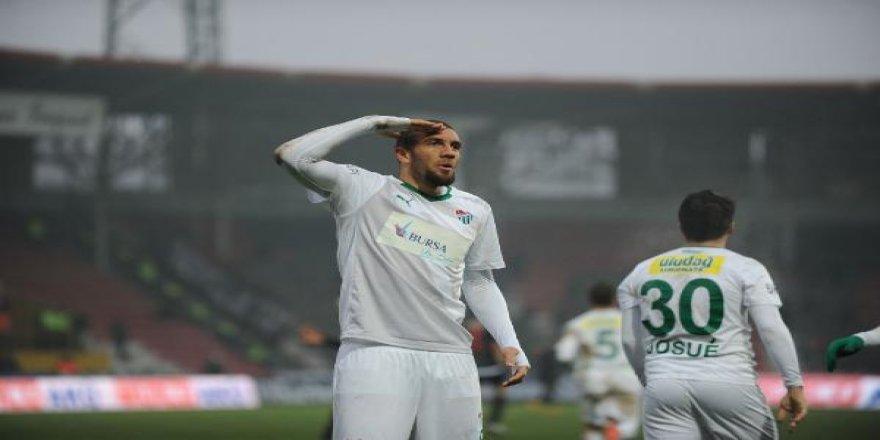 Gaziantepspor:1 - 2:Bursaspor