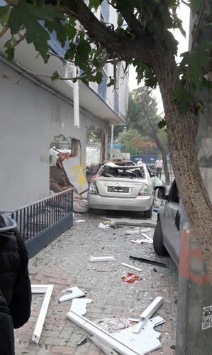 İstanbul'da terör saldırısı: 10 yaralı 1