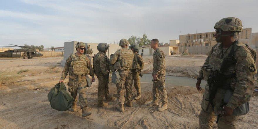 ABD askerlerinin ilk görüntüleri