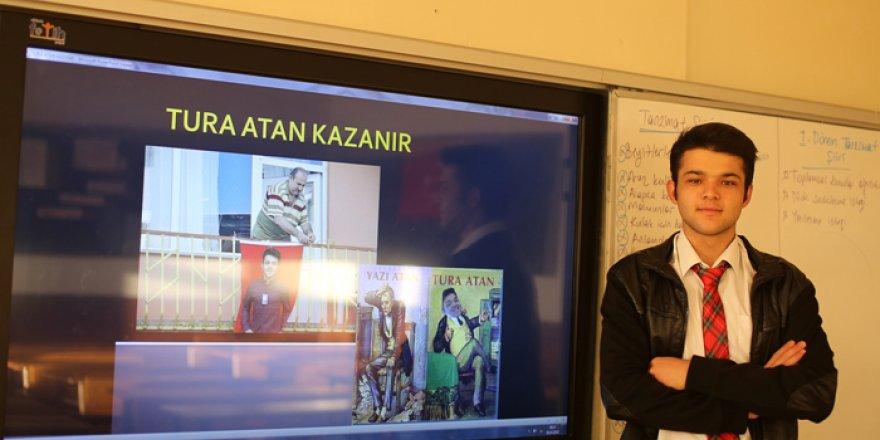 Bursa'da okul başkanlığı için esnafla anlaşma yaptı