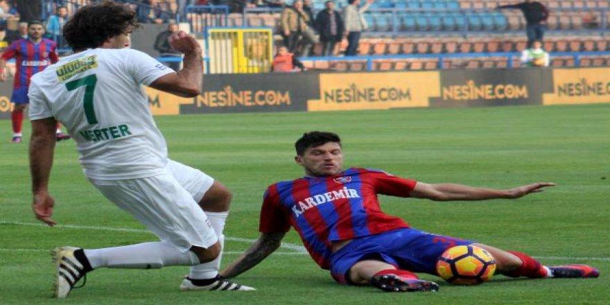 K. Karabükspor - Bursaspor