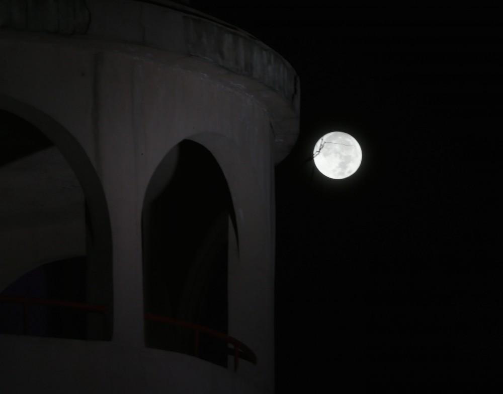 Süper Ay Türkiye'de görüntülendi 1