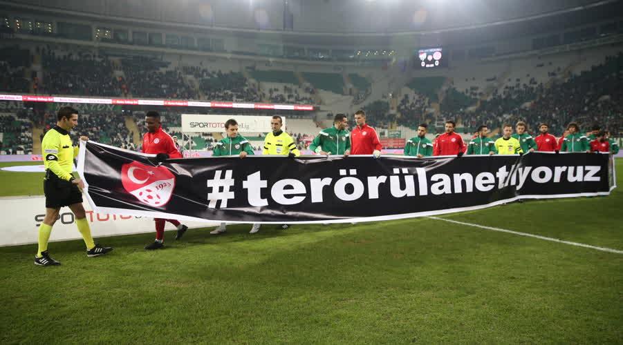 Bursaspor - Antalyaspor 1