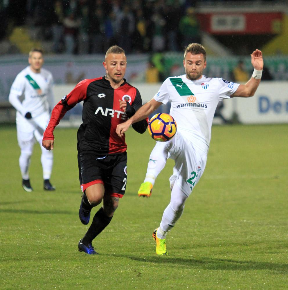 Gençlerbirliği - Bursaspor 1