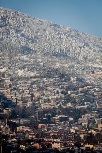 Bursa'da kış 3