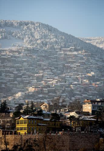 Bursa'da kış 8