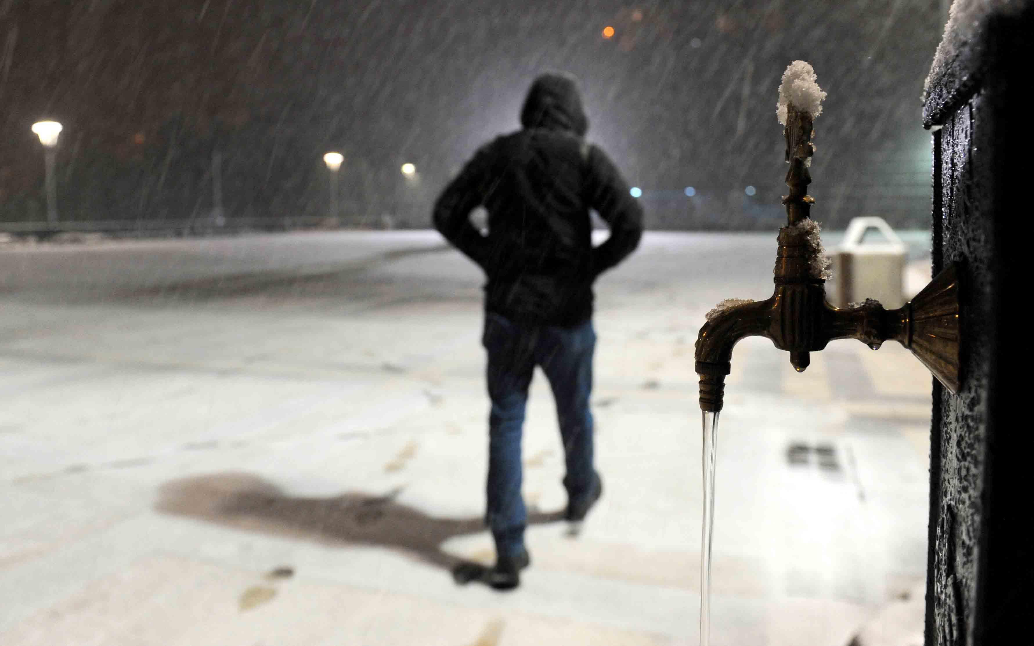 Kar Bursa'ya çok yakıştı 2