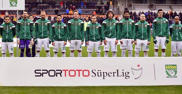 Medipol Başakşehir 1-0 Bursaspor 1