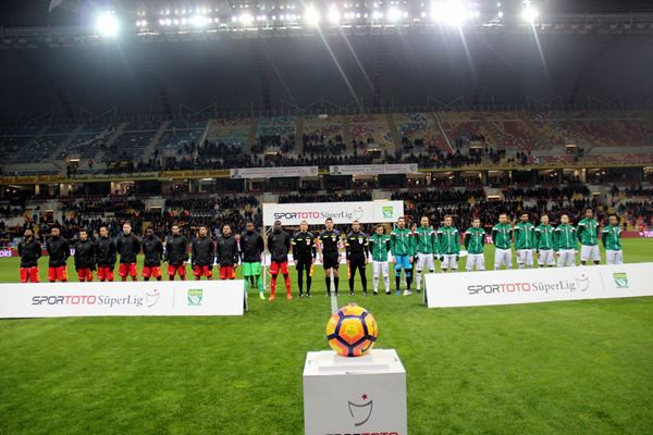 Kayserispor 2-0 Bursaspor 1