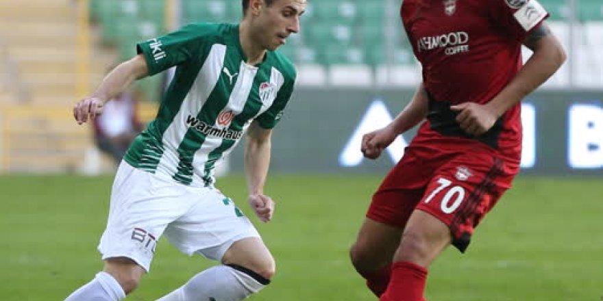 Bursaspor 2-1 Gaziantepspor
