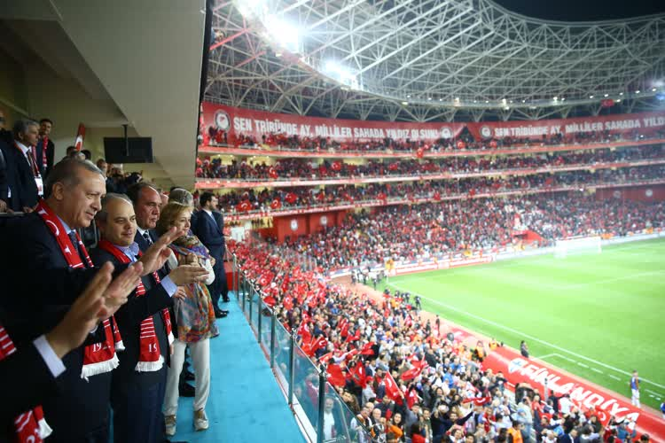 Türkiye, Finlandiya'yı iki golle geçti 1