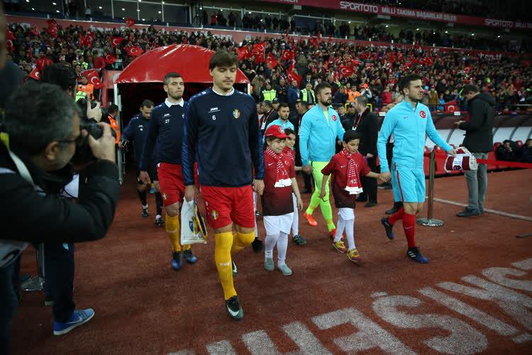 Türkiye 3-1 Moldova 1