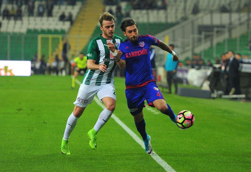 Bursaspor 3–0 K. Karabükspor 1