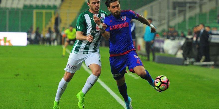 Bursaspor 3–0 K. Karabükspor