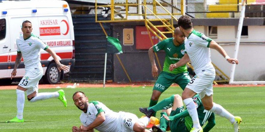 Akhisar Bld. 5- 1 Bursaspor