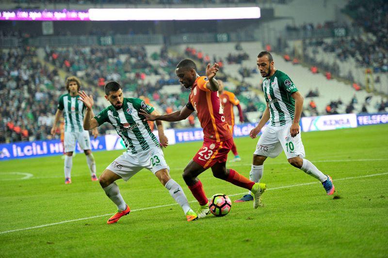 Bursaspor 0-5 Galatasaray 1