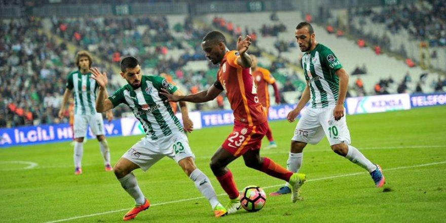 Bursaspor 0-5 Galatasaray