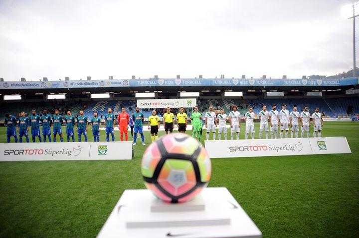 Çaykur Rizespor 6-0 Bursaspor 1