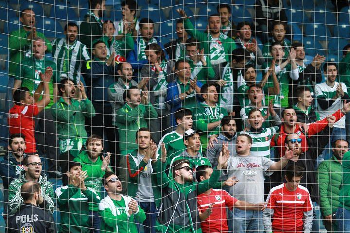 Çaykur Rizespor 6-0 Bursaspor 26