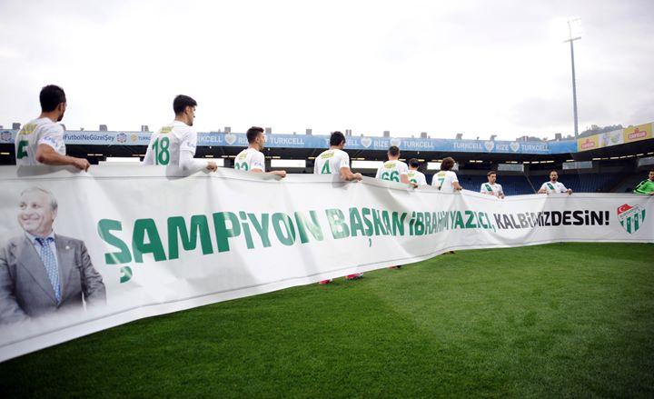 Çaykur Rizespor 6-0 Bursaspor 3