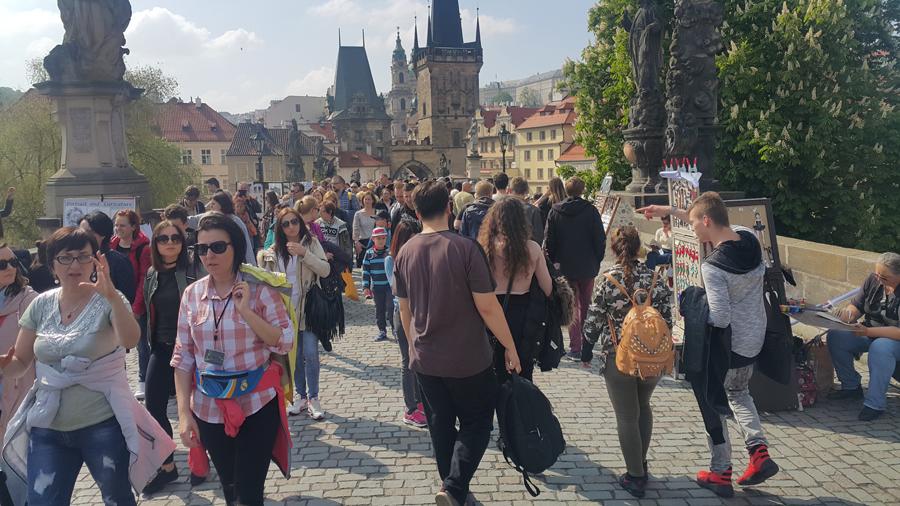 Prag'da bahar başka 7