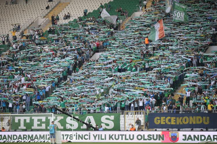 Bursaspor - Beşiktaş 1