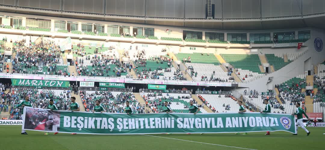 Bursaspor - Beşiktaş 2