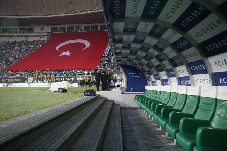 Bursaspor - Beşiktaş 3