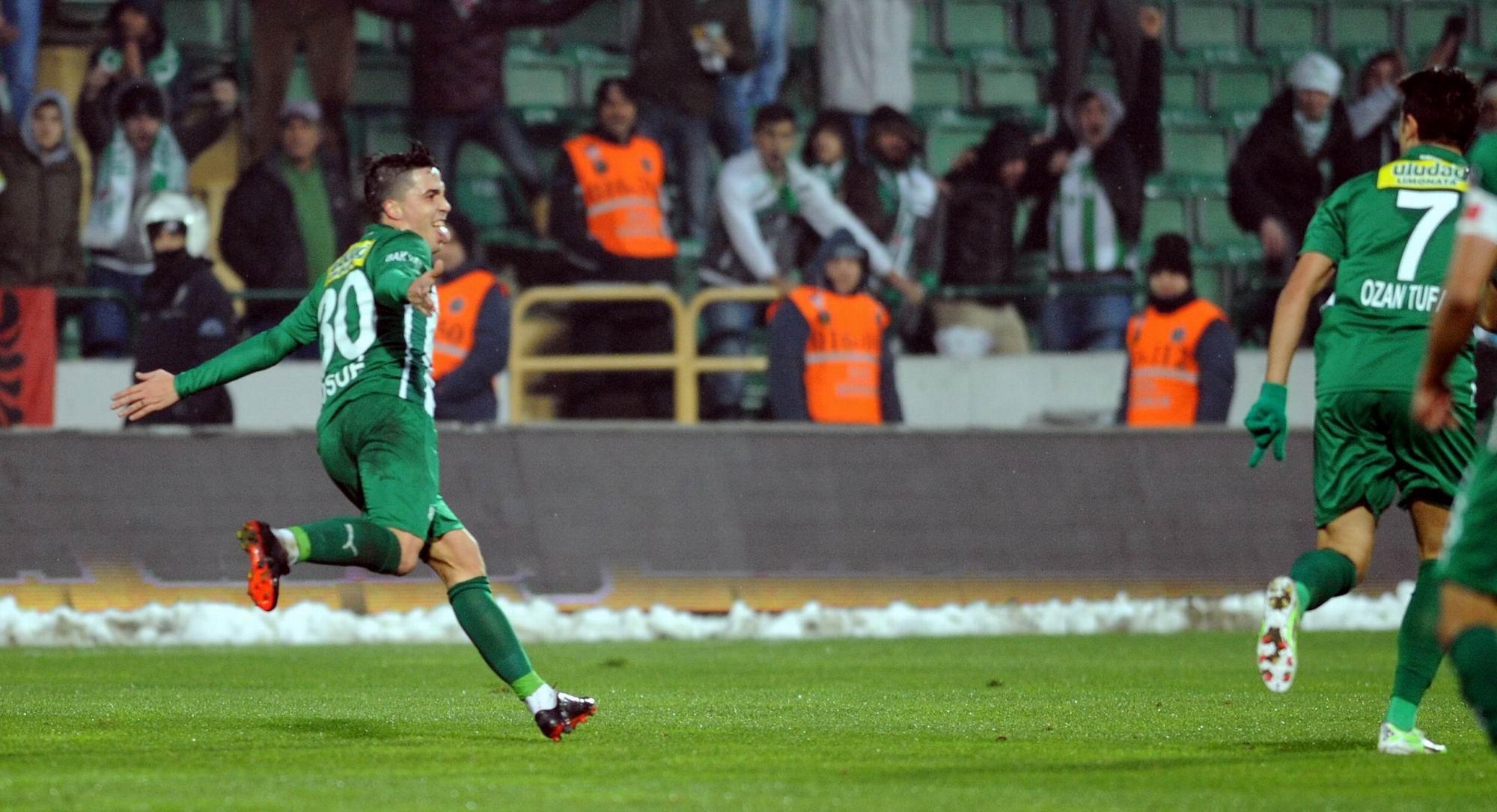 Bursaspor 3-1 Akhisar Belediyespor 18