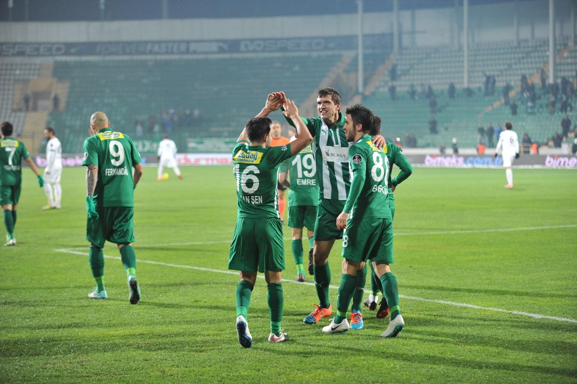 Bursaspor 3-1 Akhisar Belediyespor 39