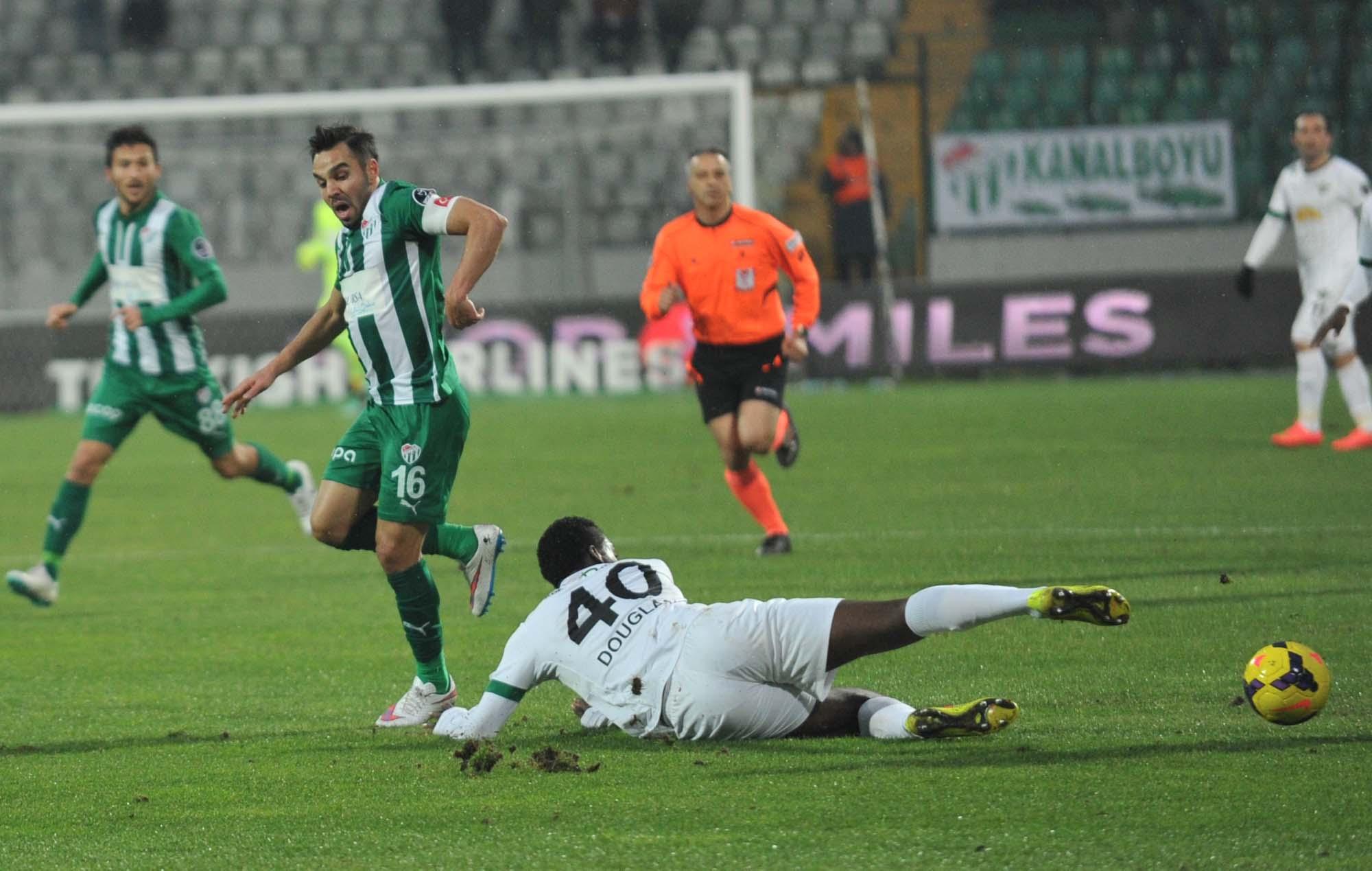 Bursaspor 3-1 Akhisar Belediyespor 51