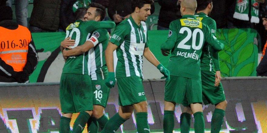 Bursaspor 3-1 Akhisar Belediyespor