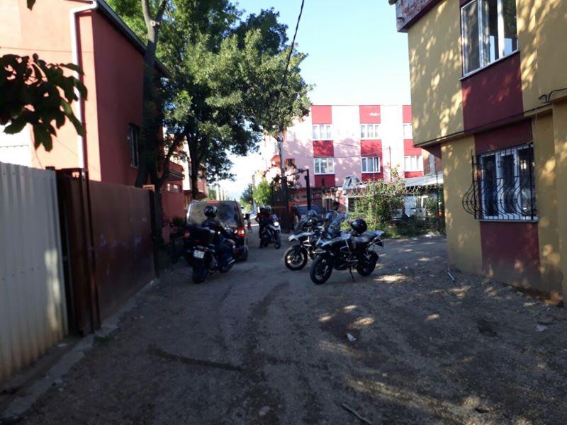 Bursa'da bin 250 polisle uyuşturucu operasyonu 1