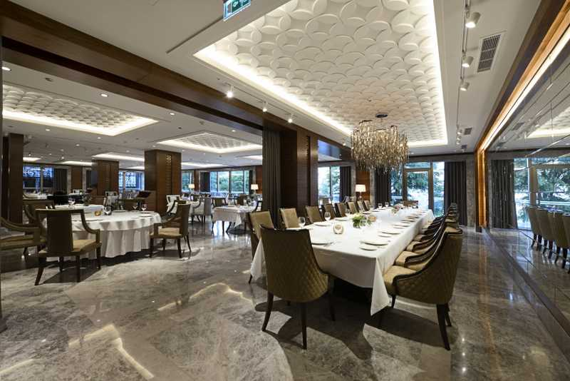 Bursa'da ayrıcalıklı bir mola: Mercure Hotel Bursa 1