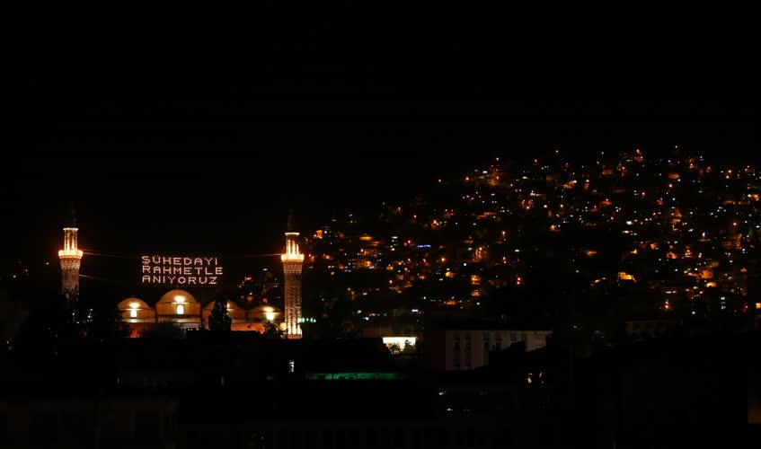 Bursa'da demokrasi nöbeti 7