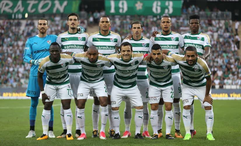 Bursaspor 3-2 Alanyaspor 2