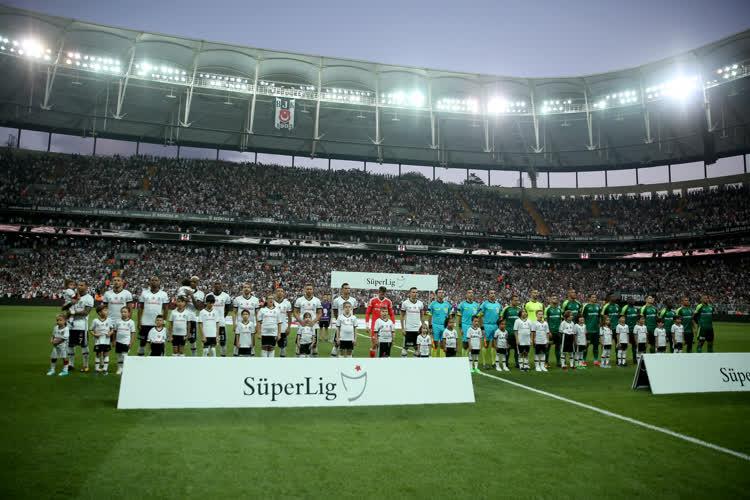 Beşiktaş 2-1 Bursaspor 1