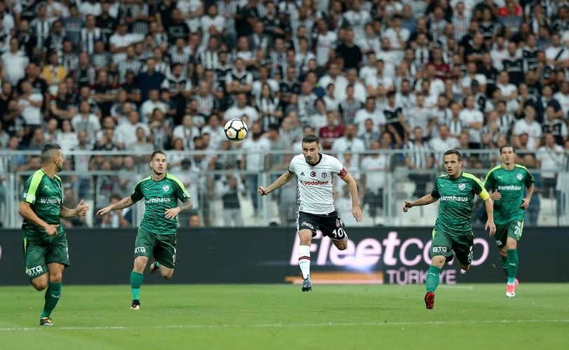 Beşiktaş 2-1 Bursaspor 3