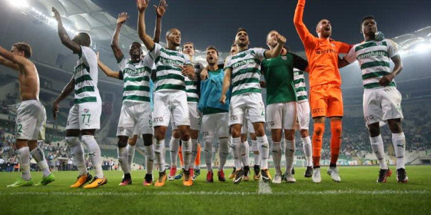 Bursaspor 3-0 T. M. Akhisarspor