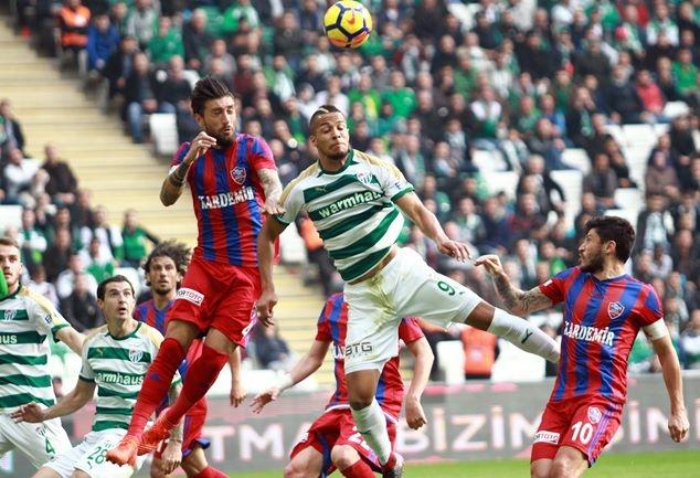 Bursaspor 2-1 K. Karabükspor 1