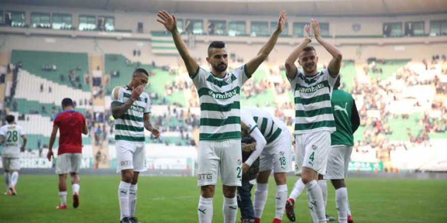 Bursaspor 2-1 K. Karabükspor