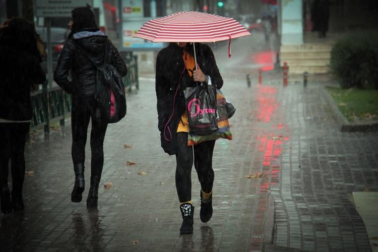 Bursa'dan yağmur manzaraları 2