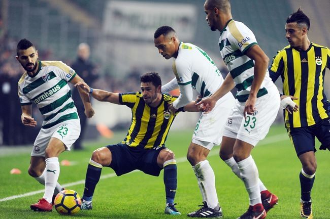 Bursaspor 0-1 Fenerbahçe 43