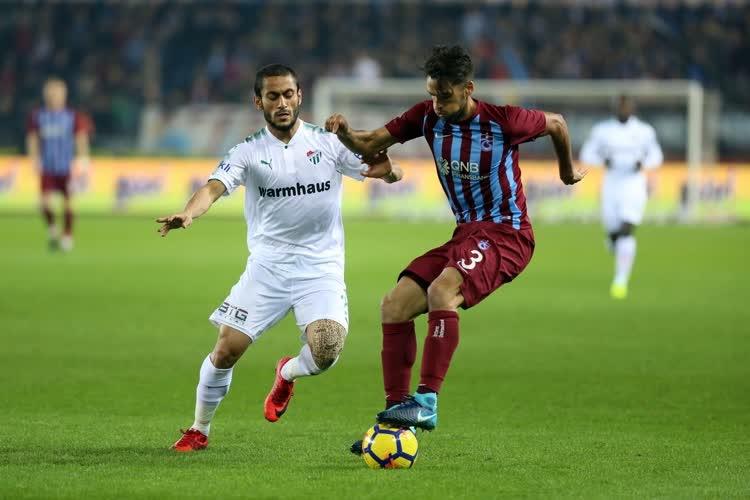 Trabzonspor 1-0 Bursaspor 1