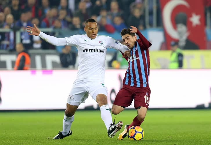 Trabzonspor 1-0 Bursaspor 2