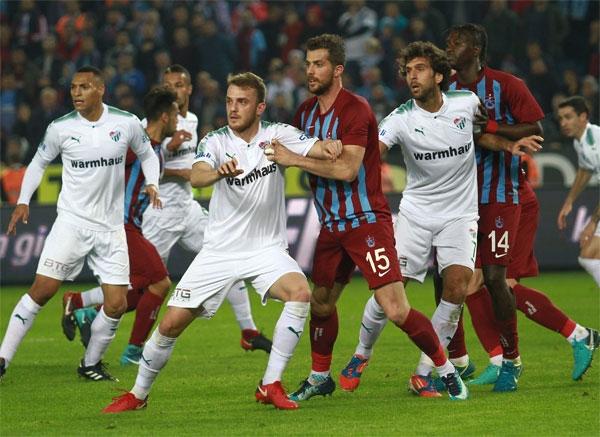 Trabzonspor 1-0 Bursaspor 26