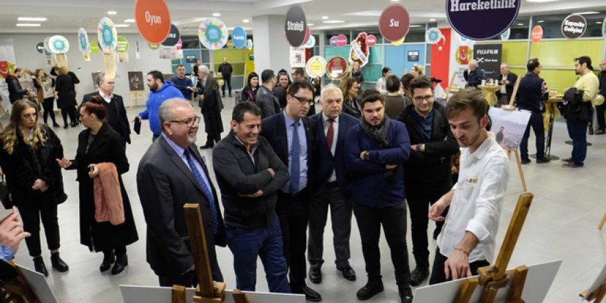 Genç bir meslektaşlarının objektifinden Bursalı gazeteciler